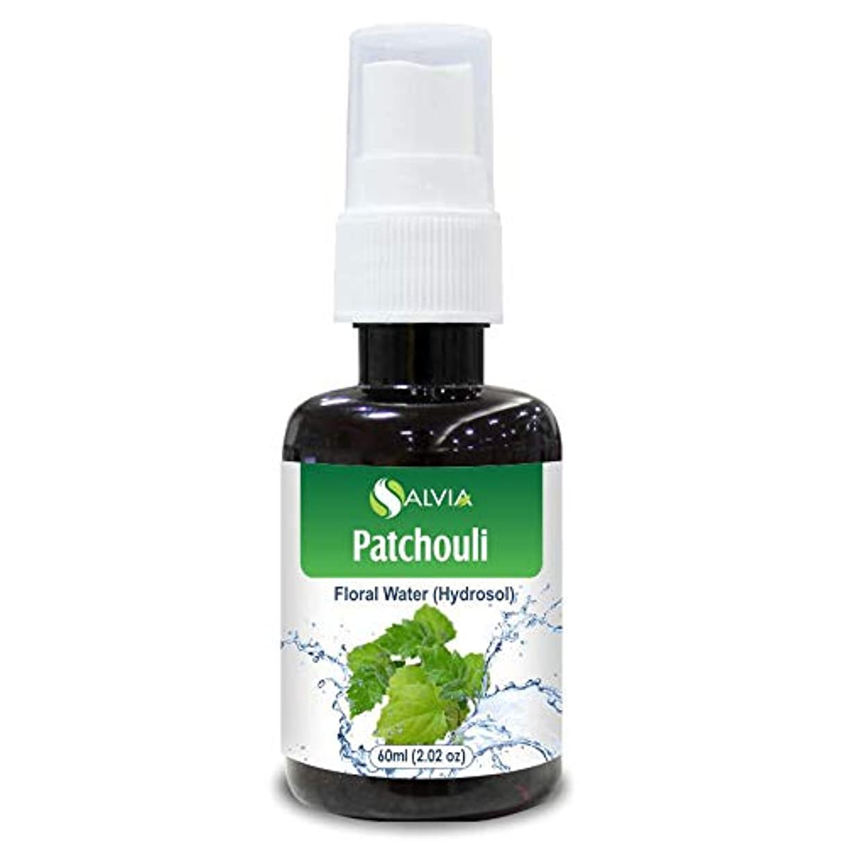 治療可能にする無心Patchouli Floral Water 60ml (Hydrosol) 100% Pure And Natural