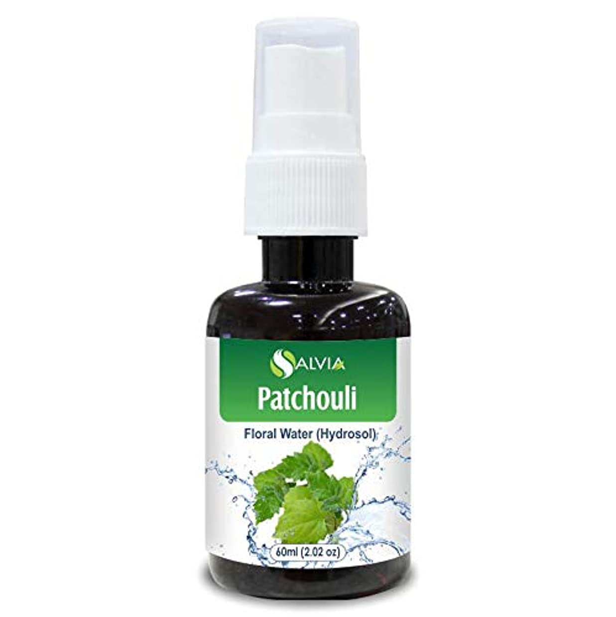 の間にスリム発行Patchouli Floral Water 60ml (Hydrosol) 100% Pure And Natural