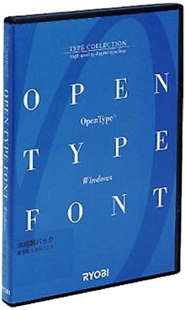 経済分離するバーチャルWindows対応 OpenTypeフォント ゴシックパック