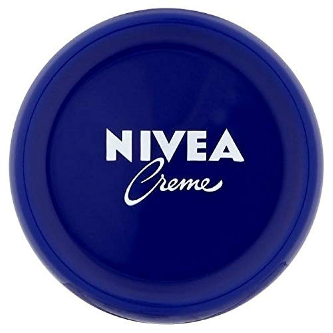 大事にするクスコ請求可能[Nivea ] ニベアクリーム万能ボディクリーム、50ミリリットル - NIVEA Creme All Purpose Body Cream, 50ml [並行輸入品]