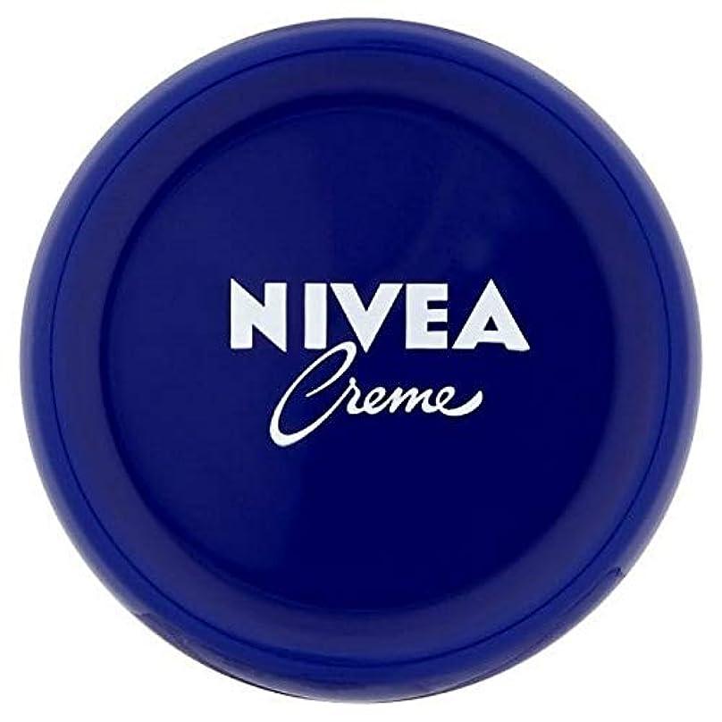 人工的な花瓶フェデレーション[Nivea ] ニベアクリーム万能ボディクリーム、50ミリリットル - NIVEA Creme All Purpose Body Cream, 50ml [並行輸入品]