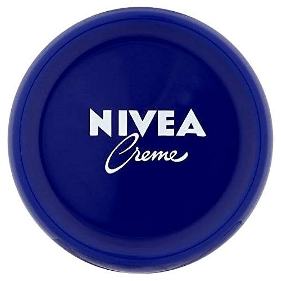 くるみ乳白色音楽[Nivea ] ニベアクリーム万能ボディクリーム、50ミリリットル - NIVEA Creme All Purpose Body Cream, 50ml [並行輸入品]