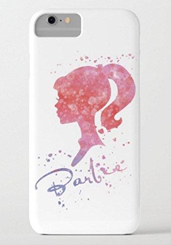バービー Barbie iPhone 8/8 Plus Xケース society6 (iPhone 8, barbie03) [並行輸入品]