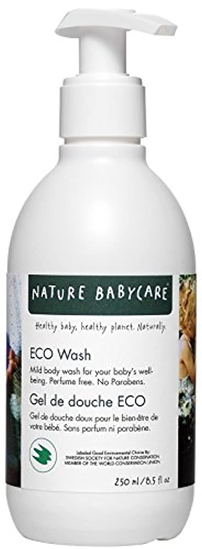 トロリー中国責任Nature Babycare ECO Body Wash