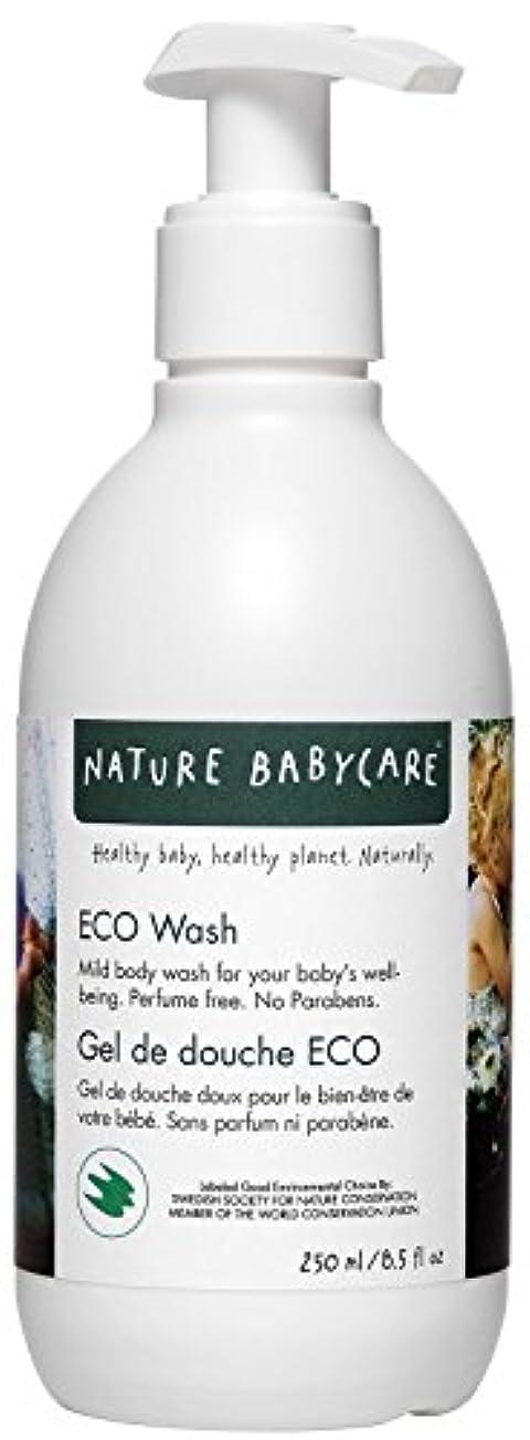 ストローポジティブ中断Nature Babycare ECO Body Wash