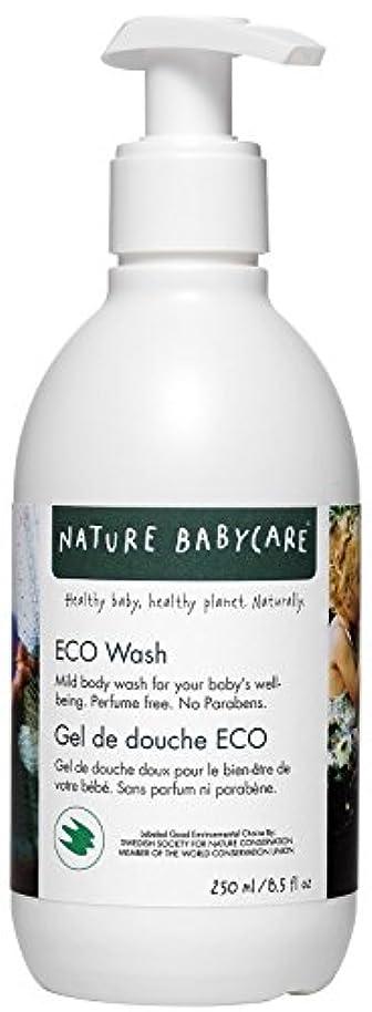 険しいローンアイロニーNature Babycare ECO Body Wash