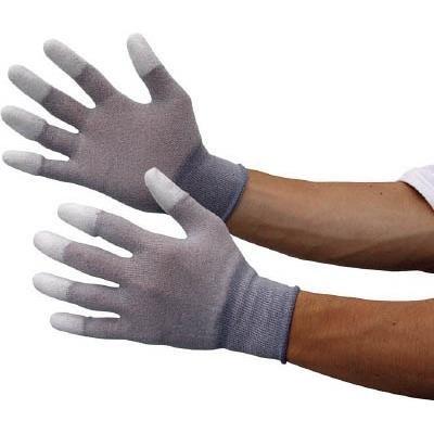静電気拡散性手袋 MCGー801 指先コーティング S 10双/袋 1袋(10双)