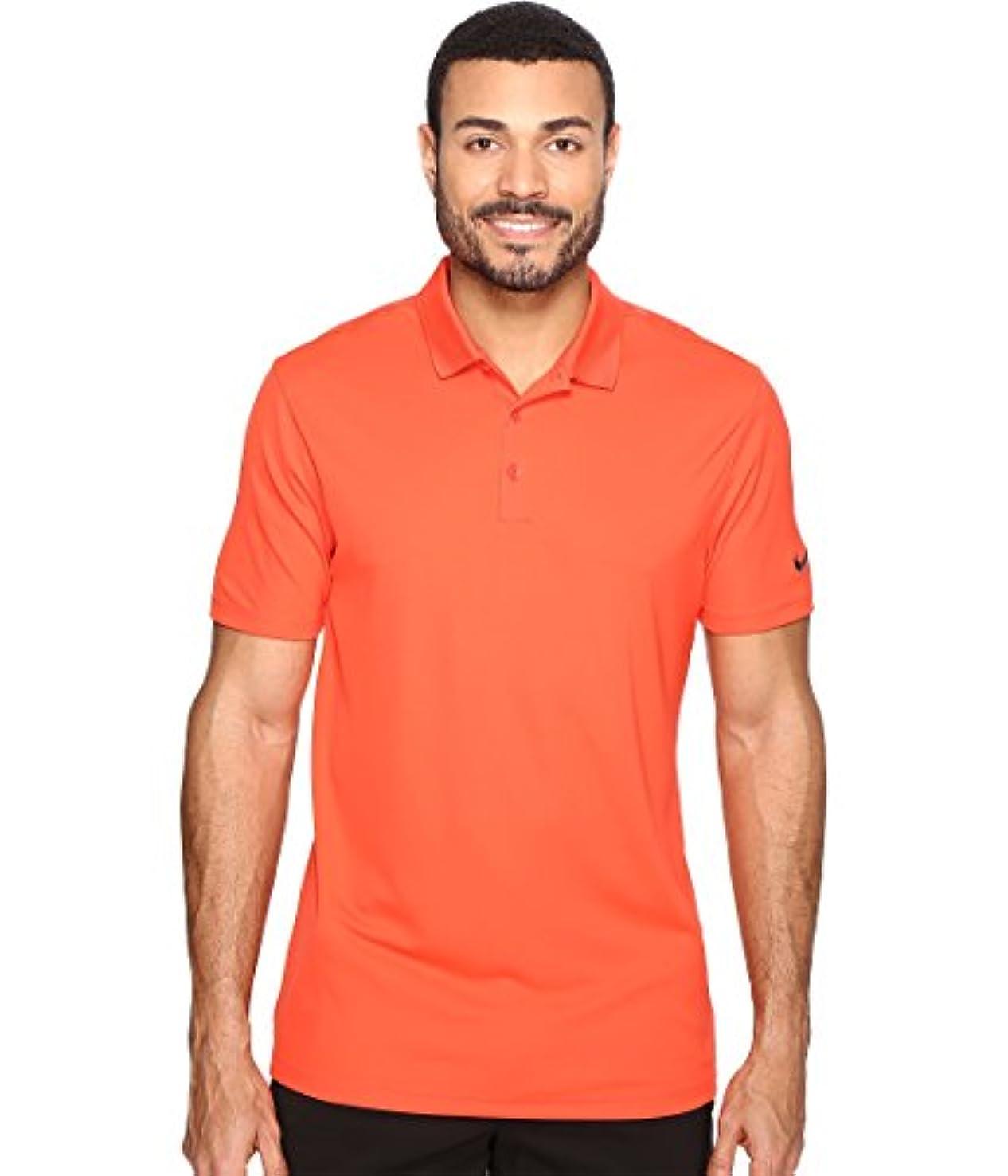 食器棚茎半円ナイキ トップス シャツ Victory Solid Polo Max Orange a4p [並行輸入品]