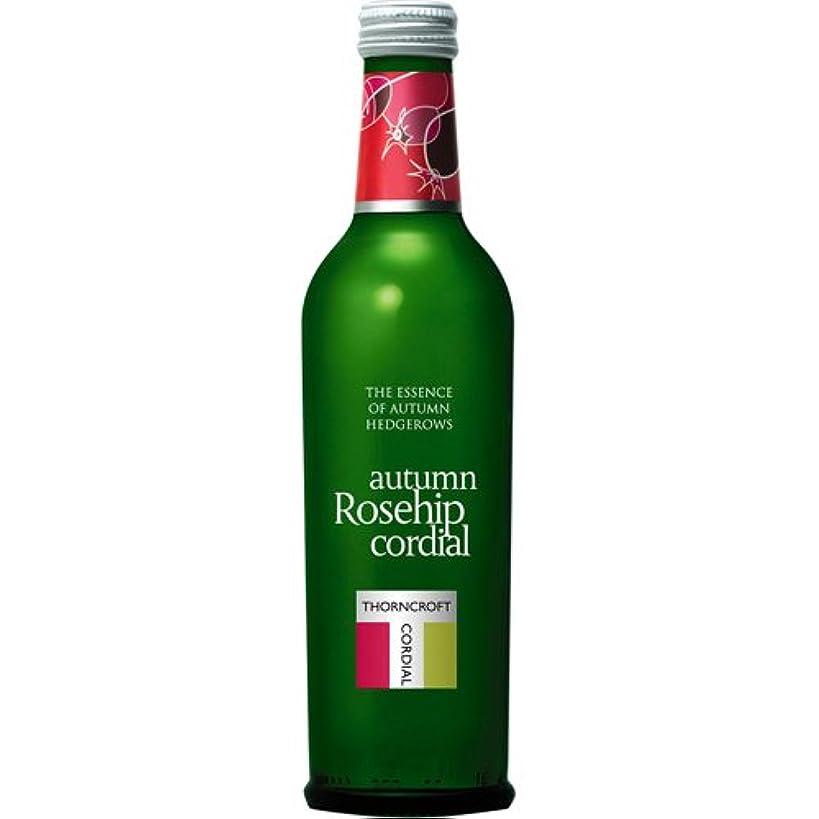 アラスカ連鎖アルコールハーブコーディアル ローズヒップ 375ml 健康食品 美容サポート 美容ドリンク [並行輸入品]