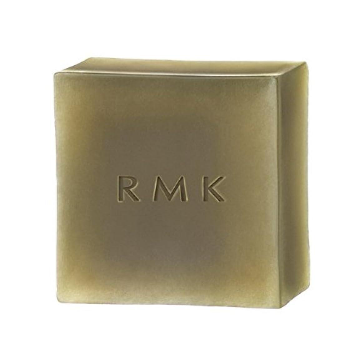 農夫指紋モックRMK(アールエムケー) スムース ソープバー 130g
