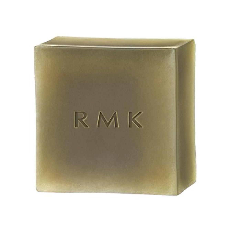 円形分数岸RMK(アールエムケー) スムース ソープバー 130g