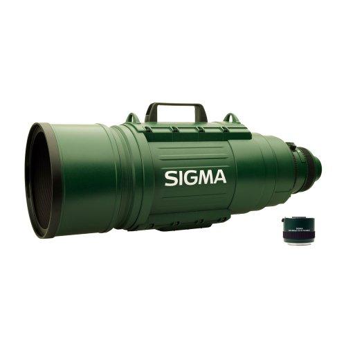 SIGMA 望遠ズームレンズ APO 200-500mm F2.8/400-1000mm F5.6 EX DG キヤノン用 フルサイズ対応