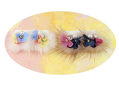 [해외]fur fluer 귀걸이 gargle | 가구루/fur fluer earrings gargle | gargle