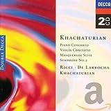 Piano Concerto / Violin Concerto / Symphony 2