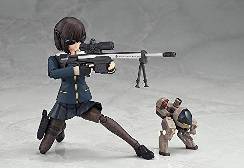 figma ARMS NOTE ロングレンジ・ジョシコウセイ
