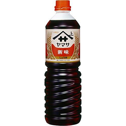 新味しょうゆ ペット1l