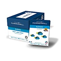 "Hammermillビジネスコピー用紙、20lb、92明るい、81/ 2"" x 11"" 10、Reamケース"