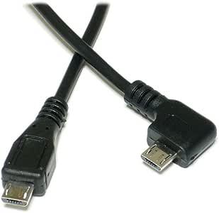 クラムワークス Micro USB OTG ホストケーブル 1m 【両端ともMicro-Bタイプ】 UMB010HL