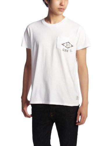 アートコンフェデレート・ポケット付Tシャツ ジースター ロゥ
