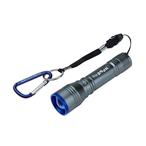 プロックス 四代目根魚権蔵蓄光器(ズームレンズ) PX9184GB ブルー