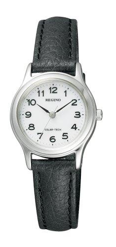 腕時計 REGUNO レグノ ソーラーテック スタンダードモデル RS26-0033C レディース シチズン