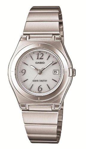 [カシオ]CASIO 腕時計 WAVE CEPTOR ウェーブセプター タフソーラー 電波時計 LWQ-10DJ-7A1JF レディース