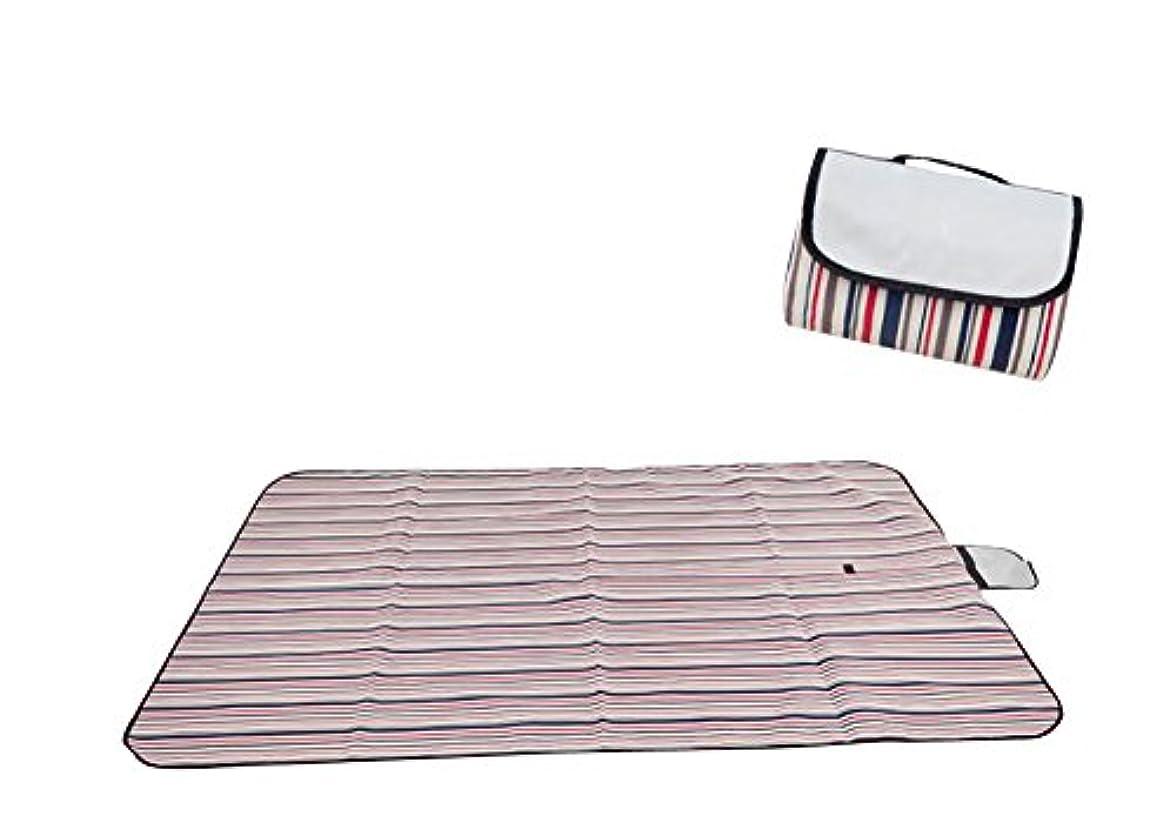 なる本体処分したオックスフォード布ビーチマット屋外のポータブル屋外のピクニックマット[2 * 1.5メートル]