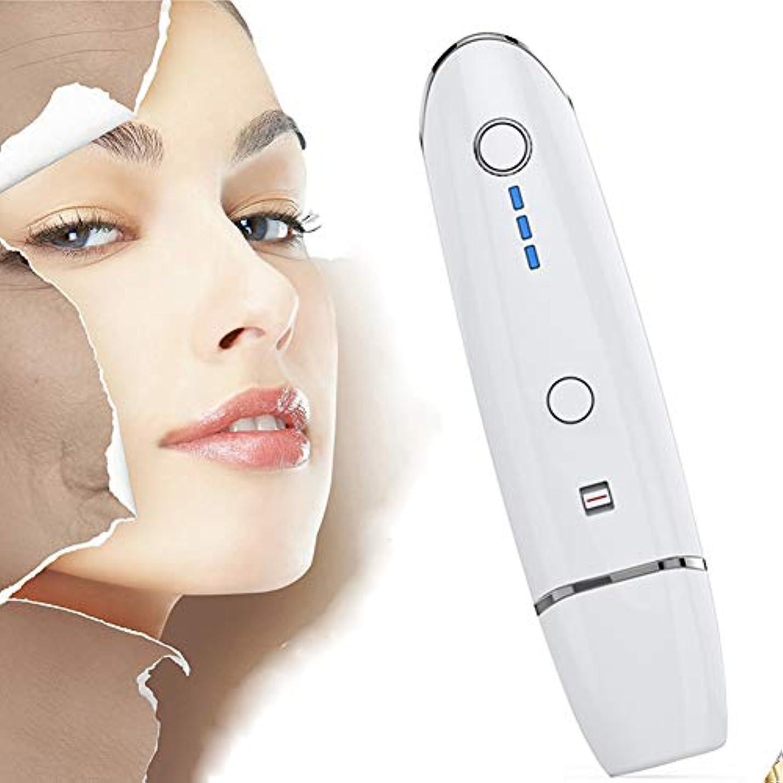 自治寛大なフルートしわ、にきび及び健康な皮の若返りの表面持ち上がることのための電気機械及び高周波機械取り外し装置