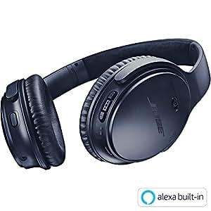 【限定カラー】Bose QuietComfort 35 wireless headphones II ワイヤレスノイズキャンセリングヘッドホン Amazon Alexa搭載 快適な装着感 20時間連続再生 通話マイク搭載 トリプルミッドナイト