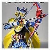 S.H.Figuarts 仮面ライダー鎧武 デューク レモンエナジーアームズ 全高約15.5cm ABS&PVC製 フィギュア