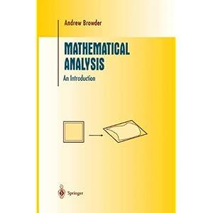 Mathematical Analysis: An Introduction (Undergraduate Texts in Mathematics)