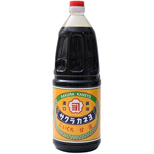 吉村醸造サクラカネヨ 甘露 1.8L