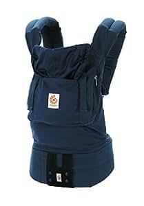 エルゴベビー(Ergobaby) 抱っこひも おんぶ 装着簡単 オーガニック/ネイビーミッドナイト【日本正規品保証付】 CREGBC12TOMNL