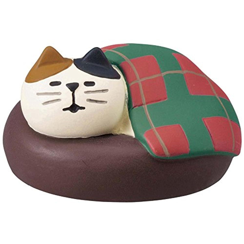 【クリスマス】 DECOLE (デコレ)concombre ぬくぬく三毛猫