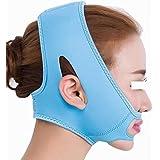 人気のスリープフェイスマスク - 包帯のマッサージ師のあごvフェイスクローズフェイスリフトフェイスマスク