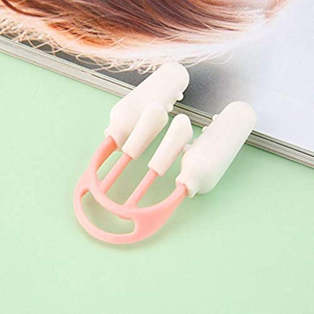 ノミネートモットーバイオレット3D美容鼻整形デバイス、鼻クランプマッサージ鼻デバイス、鼻クリップビーム鼻形成術美容ツール、鼻高化デバイス