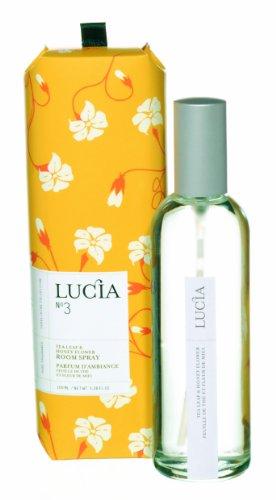 LUCIA Collection ルームスプレー No.3 ティー(茶葉)&ワイルドハニー Tea Leaf&Wild Honey Room Spray ルシ...