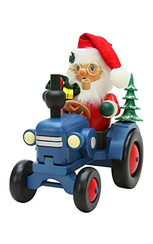 ブッシュ魅惑的な弓Alexander Taron Christian Ulbricht装飾サンタon Tractor Incense Burner