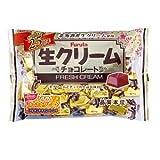 生クリームチョコ ファミリーパック 184gX12袋【フルタ製菓】