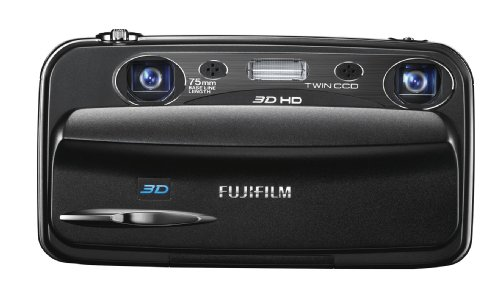 FUJIFILM 3Dデジタルカメラ FinePix REAL 3D W3 F FX-3D W3