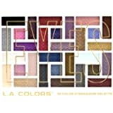 L.A. COLORS 30 Color Eyeshadow Palette - Back To Basics (並行輸入品)