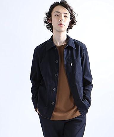 Vincent et Mireille Moleskin Work Jacket 15598900010