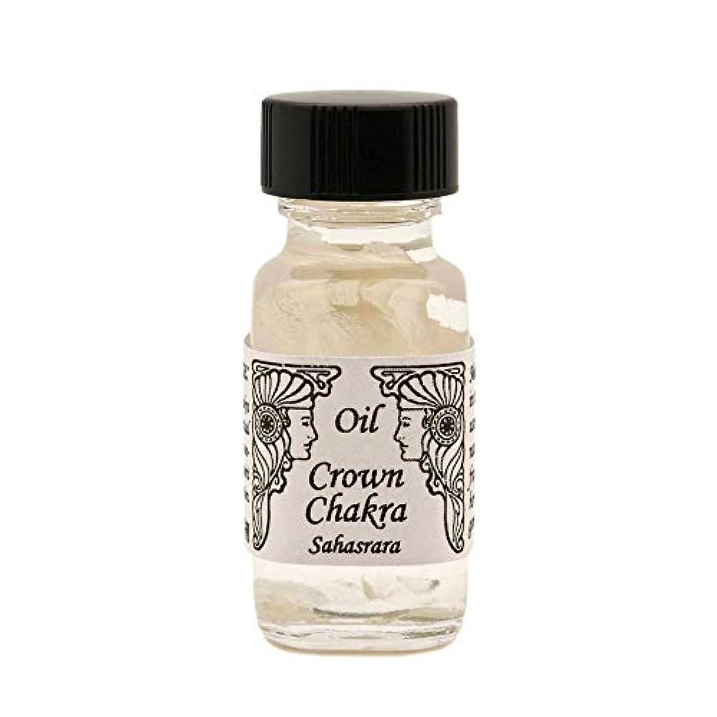 最少職業シンクSEDONA Ancient Memory Oils セドナ アンシェントメモリーオイル Crown Chakra クラウン チャクラ 15ml