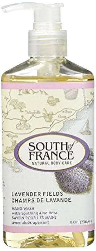 魂ハック本SOUTH OF FRANCE HAND WASH LAVENDER FIELDS, 8 by SOF