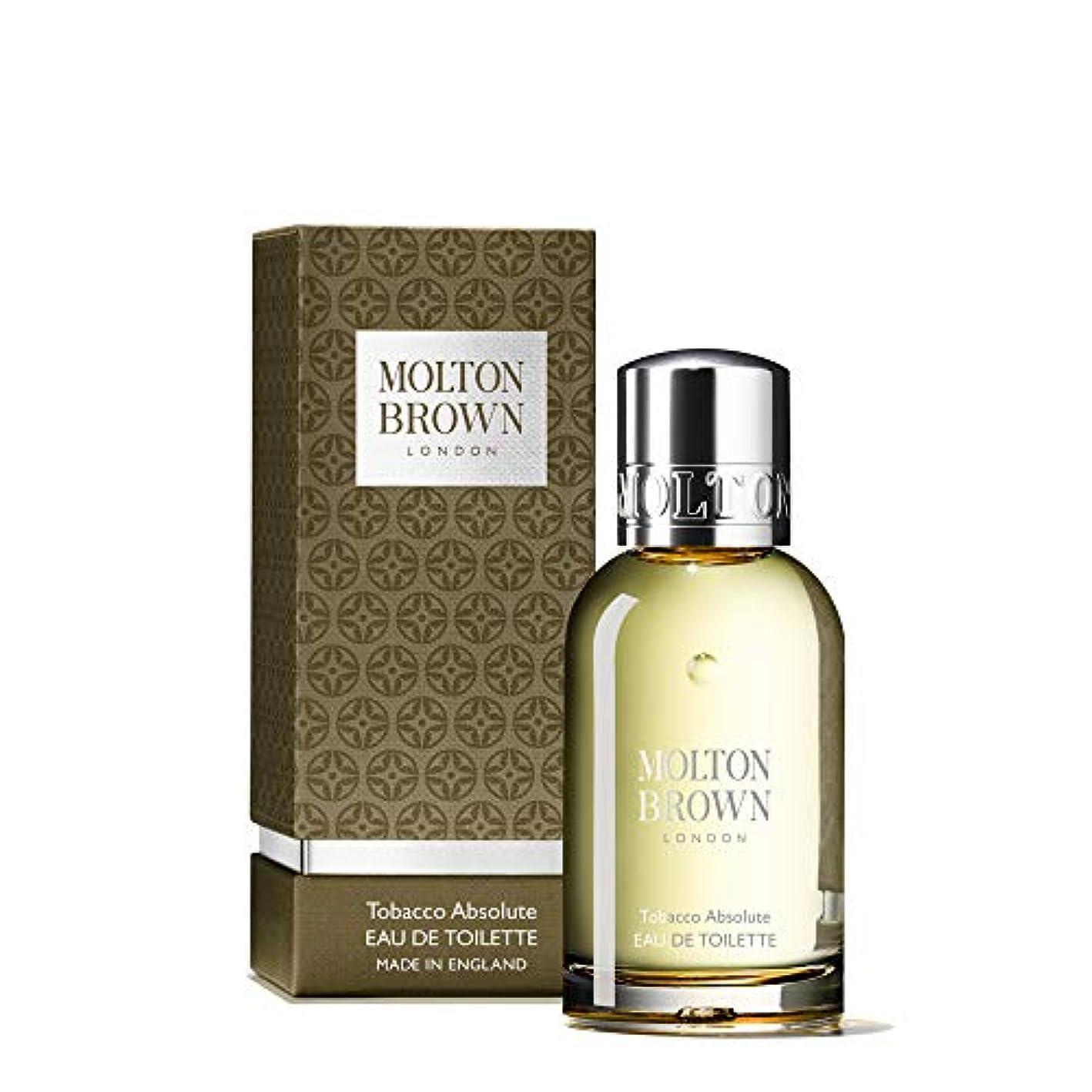 強調株式吸収剤MOLTON BROWN(モルトンブラウン) タバコアブソリュート オードトワレ