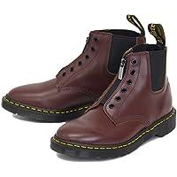 [ドクターマーチン] CORE 101 GST フロントジップ サイドゴア ブーツ OXBLOOD