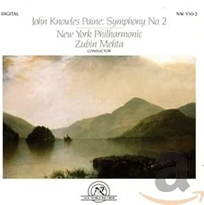 John Knowles Paine: Symphony No. 2