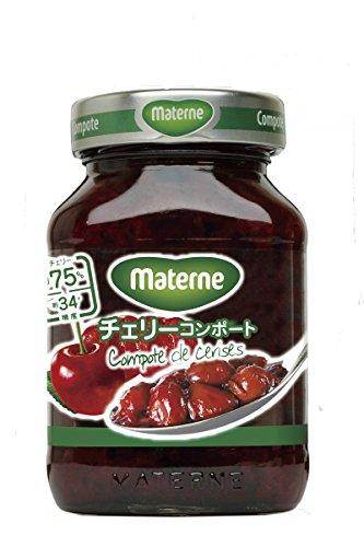 Materne(マテルネ) チェリーコンポート 300g
