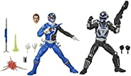 Power Rangers F1171 Lightning Collection S.P.D. Squad B Blue Ranger Versus Squad A Blue Ranger 2-Pack 6-Inch P