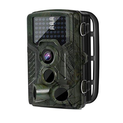 トレイルカメラ 防犯カメラ 野外監視カメラ 暗視カメラ 狩猟...